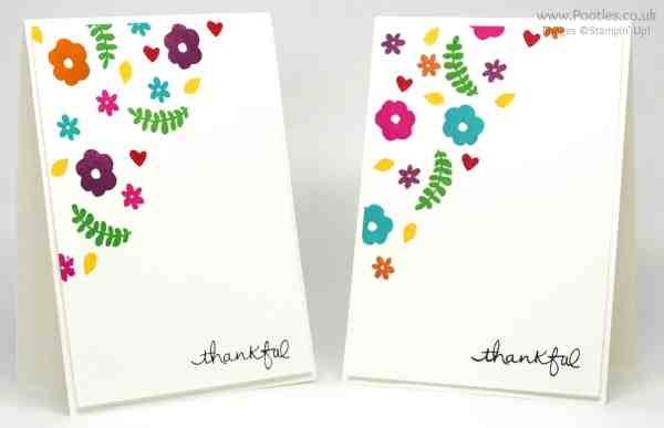 Pootles' Way Back Wednesday Endless Thanks Quick Card