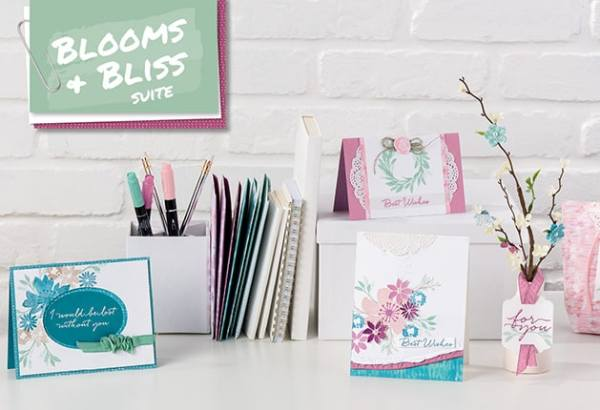 Stampin' Up! Blooms and Bliss