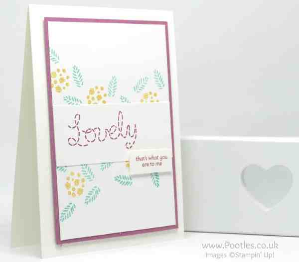 Stampin' Up! Demonstrator Pootles' Colour Challenge 004