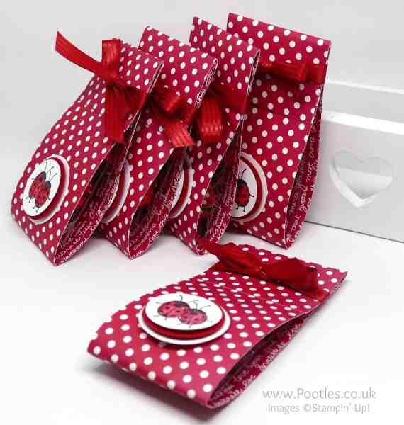 Stampin' Up! Demonstrator Pootles - Chocolate Ladybird Patreon Goodies