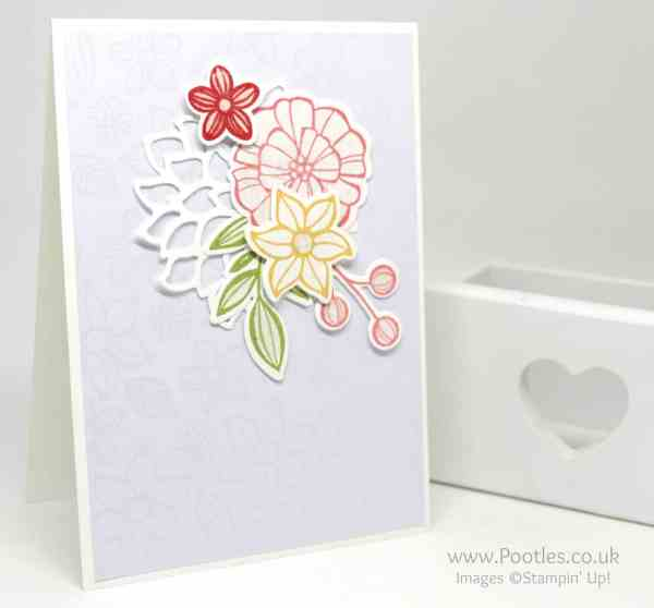 Stampin' Up! Demonstrator Pootles' Colour Challenge #PCC009