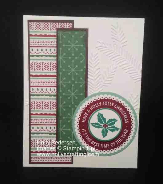 Holly's Card