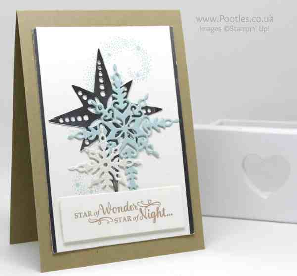 Pootlers Team Blog Hop - Star of Light and Starlight
