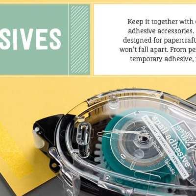 Pootles' Tips – Stampin' Up! Adhesives