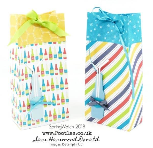 Pinterest Stampin 2014 Bags
