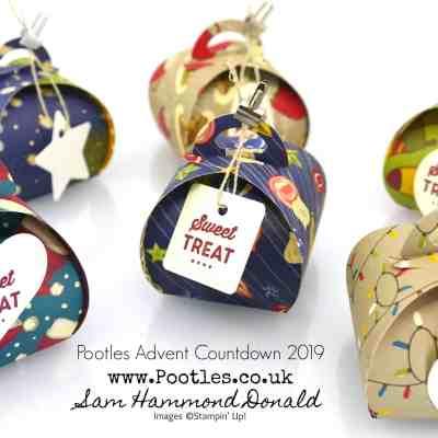 Pootles Advent Countdown 2019 #3 Mini Curvy Keepsake Customer Gifts
