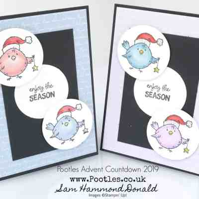 Pootles Advent Countdown 2019 #22 Birds of a Feather Blends