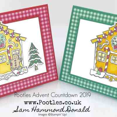 Pootles Advent Countdown 2019 #24 Yummy Christmas Blends Card