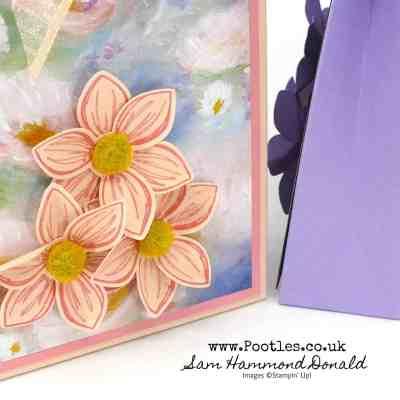 Perennial Essence Beautiful Flower Bag