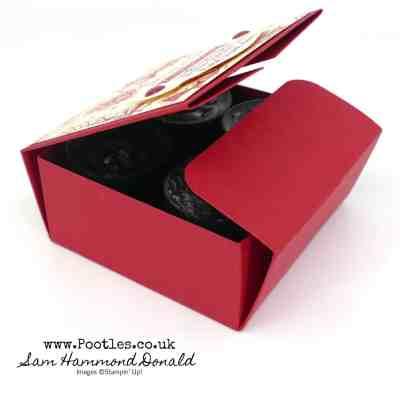 Tuck n Fold Yankee Candle Tea Light Box Tutorial