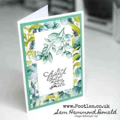 Forever Greenery Customer Thank You Cards