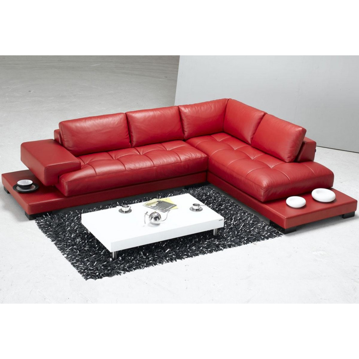 red sofa bed leather newport gwent canapé d 39angle en cuir lara canapés
