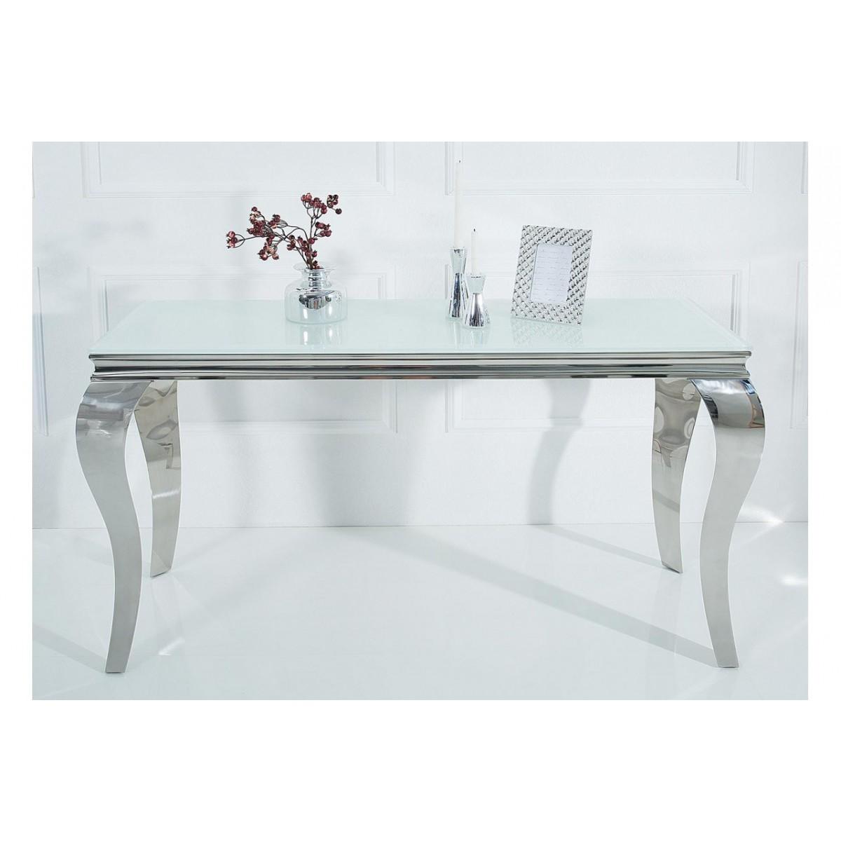 table a manger baroque duchesse pop