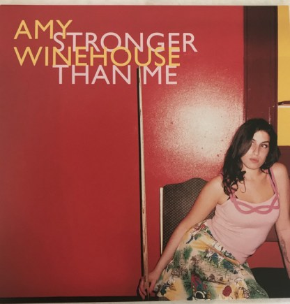 Amy Winehouse Stronger Than Me LP