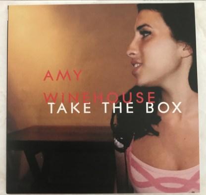 Amy Winehouse Take the Box LP