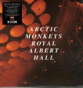 Arctic Monkeys – Live At The Royal Albert Hall LP