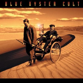 Blue Oyster Cult Curse Of The Hidden Mirror LP