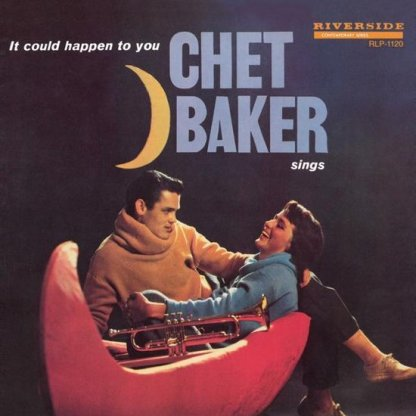 Chet Backer Sings It Could Happen LP