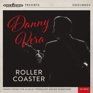 Danny Vera – Roller Coaster LP