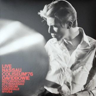 David Bowie Live Nassau Coliseum 76