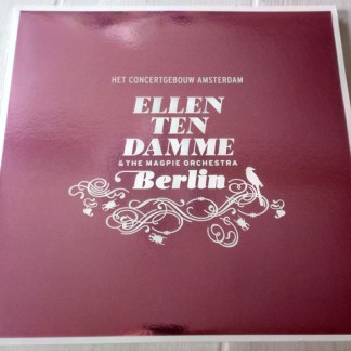 Ellen Ten Damme The Magpie Orchestra ‎– Berlin LP Cover