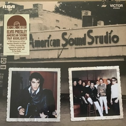 Elvis Presley – American Sound 1969 Highlights LP