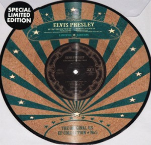 Elvis Presley – The Original U.S. EP Collection No.5 LP Limited