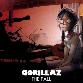 Gorillaz The Fall LP