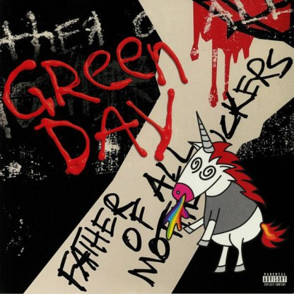 Green Day – Father Of All LP