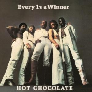 Hot Chocolate  Every 1s A Winner LP
