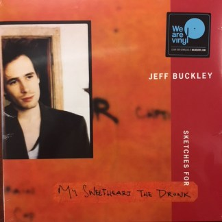 Jeff Buckley ‎– Sketches For My Sweetheart The Drunk