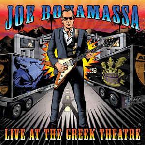 Joe Bonamassa – Live At The Greek Theatre LP