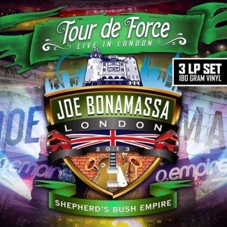 Joe Bonamassa Tour De Force Shepherd LP