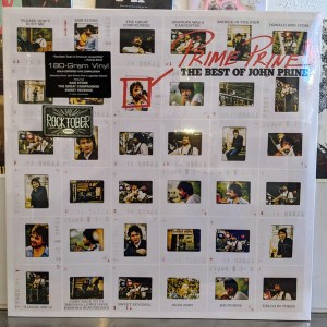 John Prine – Prime Prine The Best Of John Prine LP