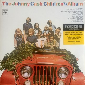 Johnny Cash ‎ The Johnny Cash Childrens Album