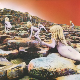 Led Zeppelin – Houses Of The Holy LP Cover