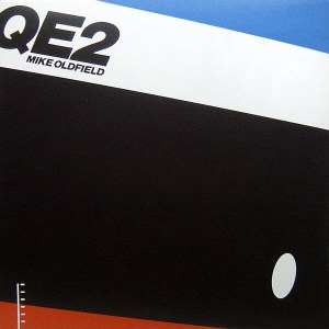 Mike Oldfield – QE2 LP Cover