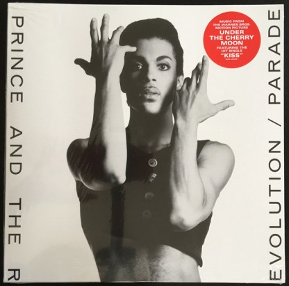 Prince And The Revolution – Parade Music From The Motion Picture Under The Cherry Moon LP