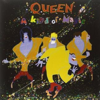Queen – A Kind Of Magic LP