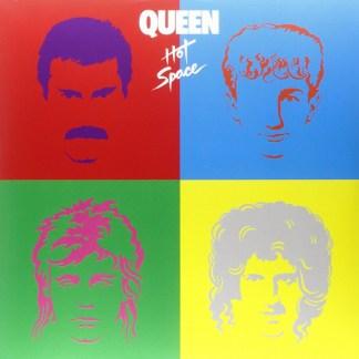 Queen – Hot Space LP