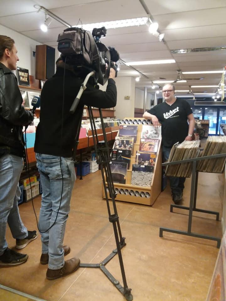 RTV Noord Holland Pop Eye Velvet Music Interview