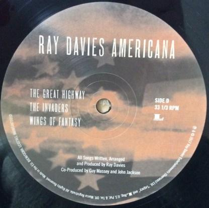 Ray Davies – Americana Side D