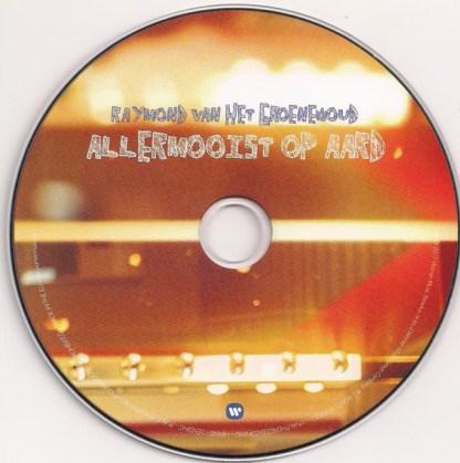 Raymond van het Groenewoud – Allermooist Op Aard Coloured Vinyl LP