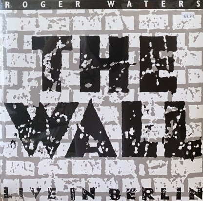 Roger Waters – The Wall Live In Berlin LP