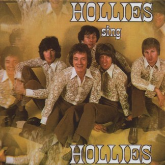 The Hollies ‎– Hollies Sing Hollies CD