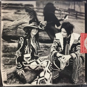 The White Stripes Icky Thump LP Cover