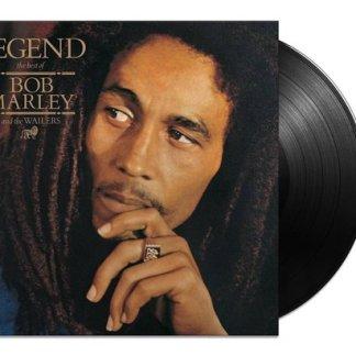 Bob Marley The Wailers Legend LP