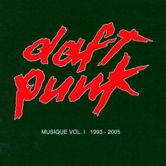 Daft Punk Musique Vol 1 1993 2005 CD