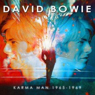 David Bowie Karma Man CD