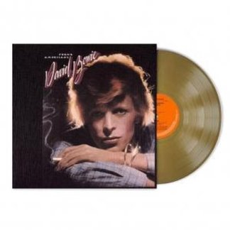 David Bowie Young Americans Gold Vinyl 0190295273309